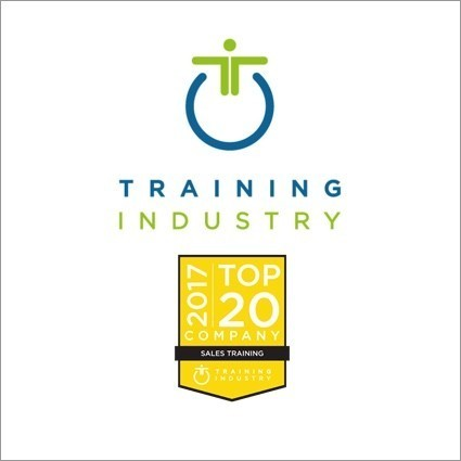Dale Carnegie is named among the Top 20 Sales Training Companies by TrainingIndustry.com