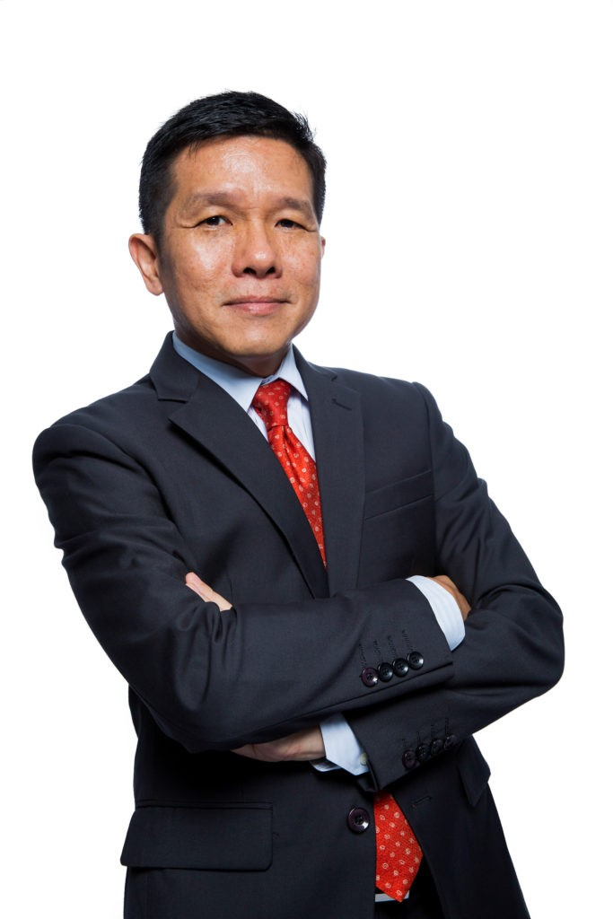 Alex Tan, Dale Carnegie of Singapore, Professional Training