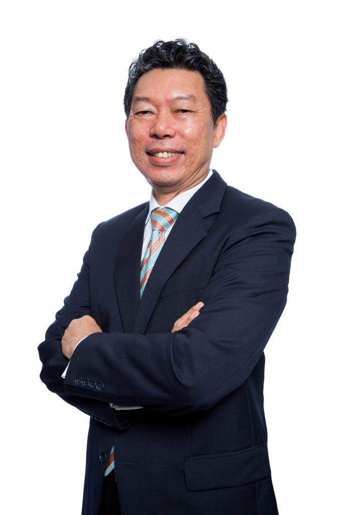 Benson Lin, Dale Carnegie of Singapore, Professional Training